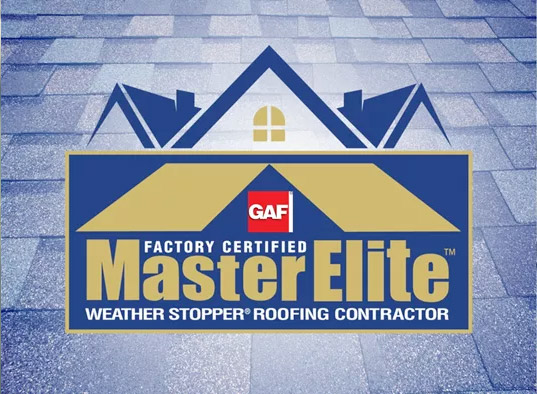 MASTER ELITE - roofing contractor - Ocala Roofing Inc.