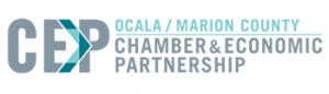 We Are Members Of The Ocala - Marion County - Chamber & Economic Partnership