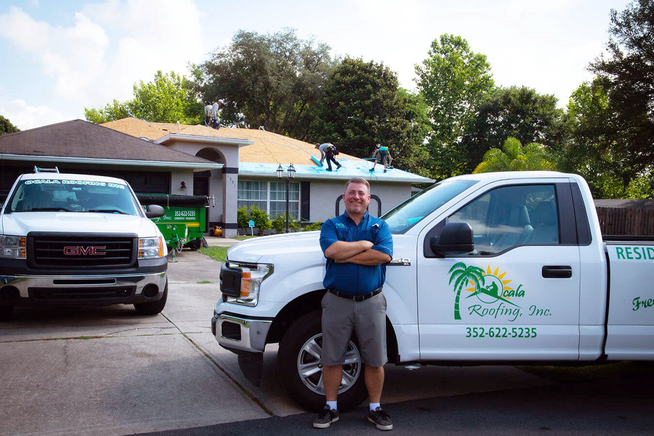 Ocala Roofing Inc - Residential and Commerical Roofing Services in Ocala Florida