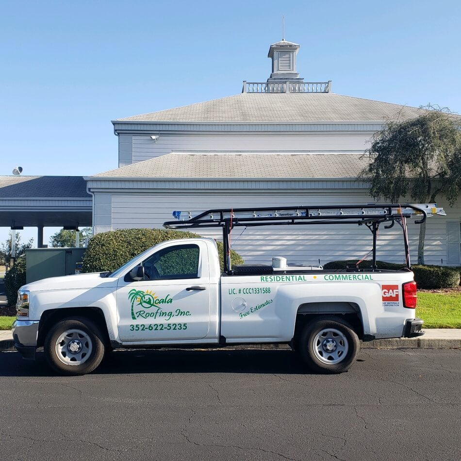 Commercial Roof Repair - Bank OZK - 8375 SW State Rd 200, Ocala, FL 34481