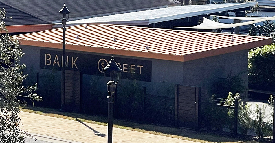 New Commercial Roof - Bank Street - 120 E Fort King St 34471