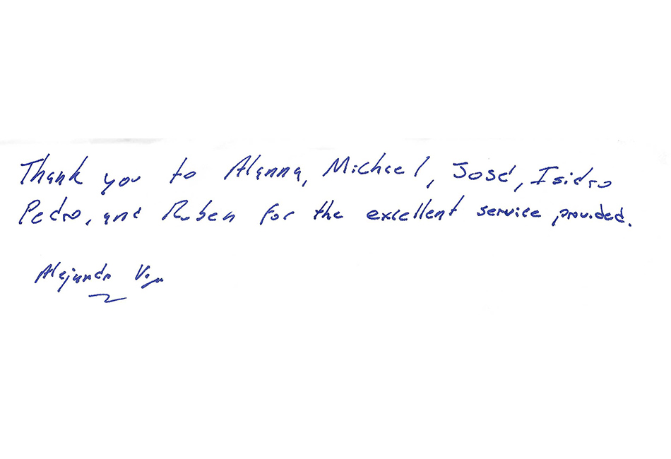 Ocala Roofing Happy Customer Review